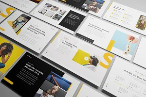 Presentation Templates ~ Creative Market