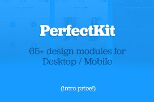 Perfect UI Kit - (launch price!)
