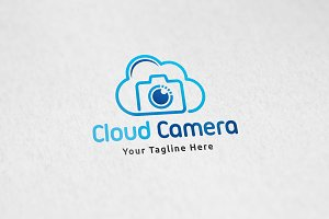Cloud Camera Logo