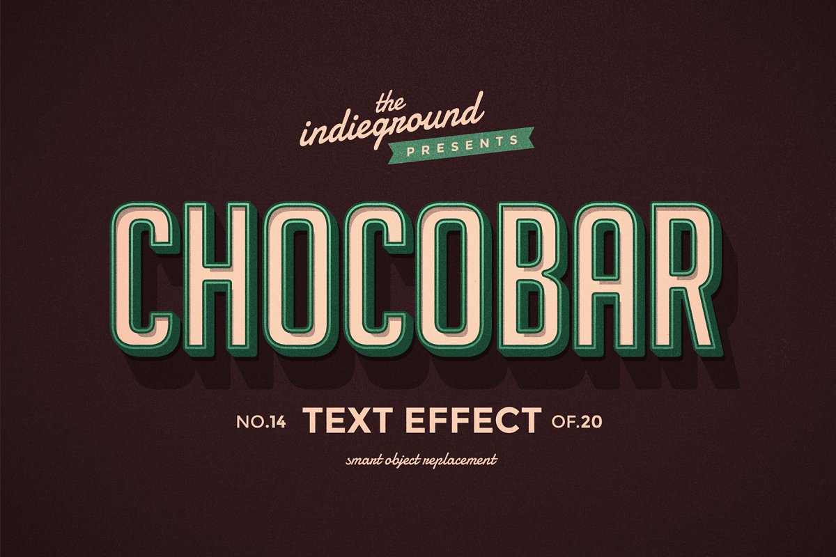 Retro Text Effects Vol 2 ~ Creative Daddy