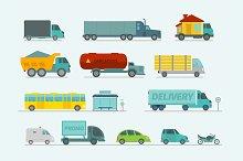 Transportation in sity set