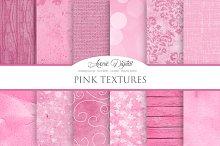Pink Background Textures