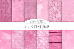 Pink Background Textures