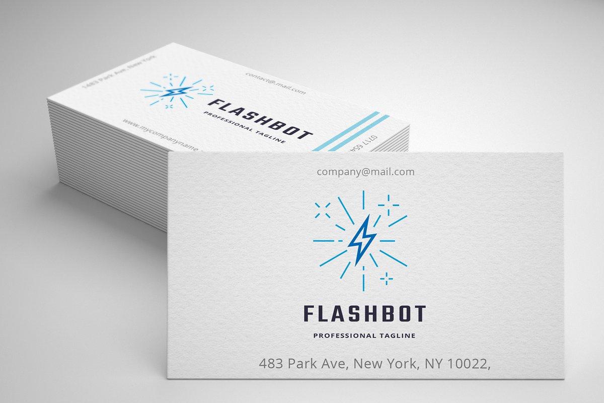 Flash Bot Logo
