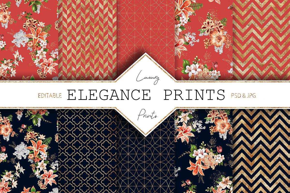 Elegance Prints