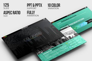 Colorado Powerpoint Template