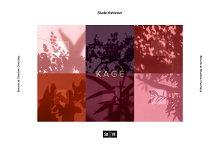 Kage - Botanical Shadow Overlays