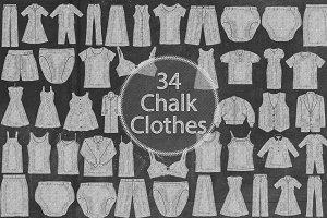 Chalk Clothes