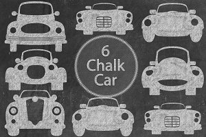 Chalk Cars