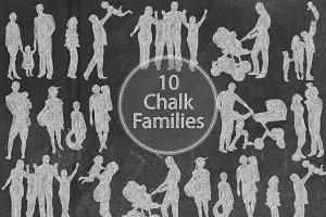 Chalk Families