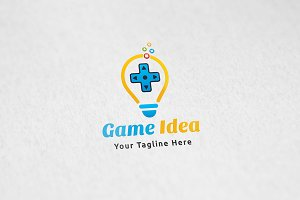 Game Idea Logo