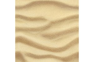 Sand seamless background