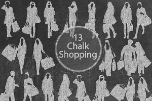 Chalk Shopping