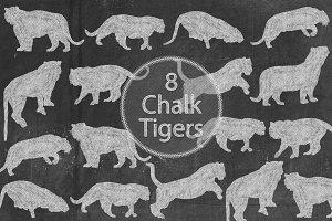 Chalk Tigers