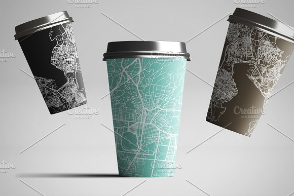 Mulhouse France City Map in Retro in Illustrations - product preview 2