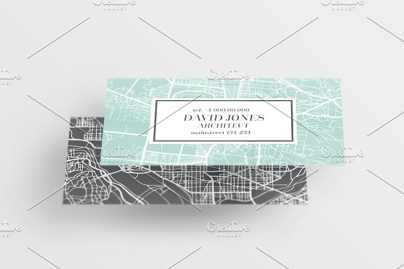 Mulhouse France City Map in Retro in Illustrations - product preview 5
