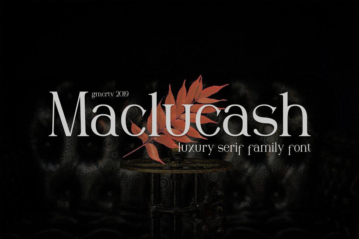 Maclucash
