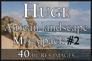 Africa landscape - 40x MEGA Pack #2