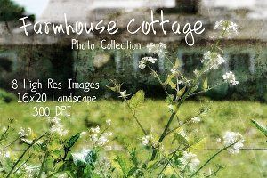 Farmhouse Cottage Photo Collection
