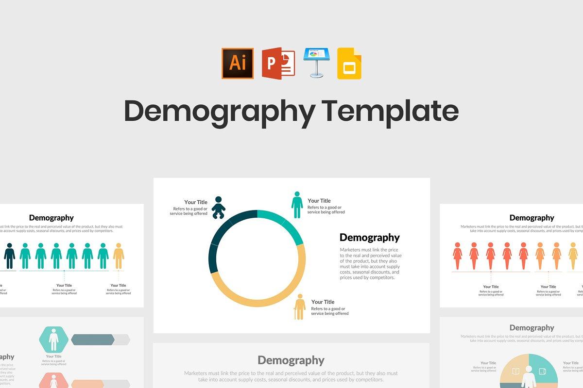 Demography Diagrams