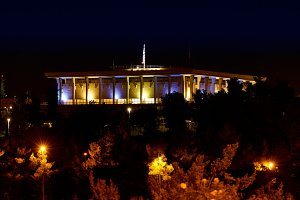 Knesset - the Parliament of Israel