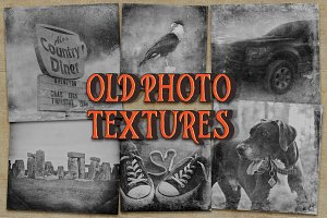 Old Photo Textures
