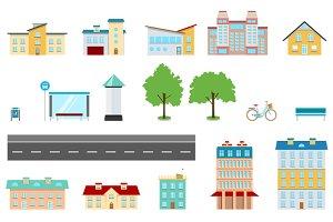 City Street Set