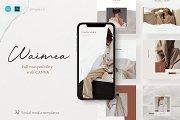 CANVA & PS / Waimea social media