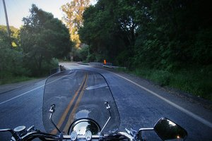 Motorcycle Ride (Photo)