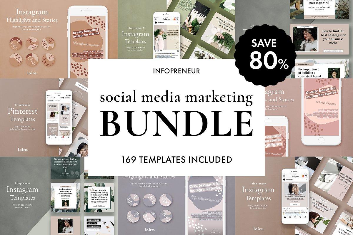 Infopreneur complete social bundle