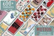 Motion - Social Media Pack