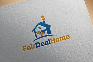 Deal Home Logo