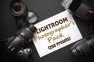 Photographer's Lightroom Preset Pack