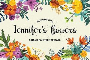 Jennifer's Flowers Script