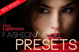 50x Fashion/Modle Presets