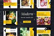Modern Social Media Kit (Vol. 26)