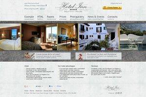 Hotel Inn HTML Template