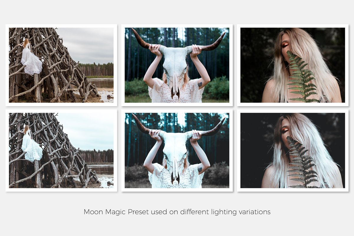 Moon Magic Lightroom Preset in Add-Ons - product preview 2