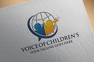 Voice of Childrens Logo