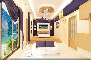 Viento_Bedroom interior_ver_1