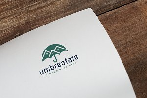 Umbrella Real Estate Logo