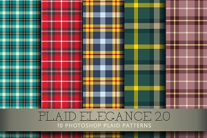 Plaid Elegance 2.0