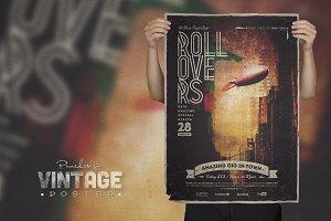 Vintage Poster / Flyer - 1