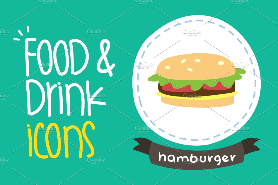 food drink icons icon