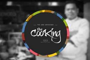 Cooking Master Keynote Template