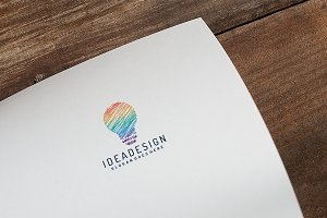 Idea Design Logo