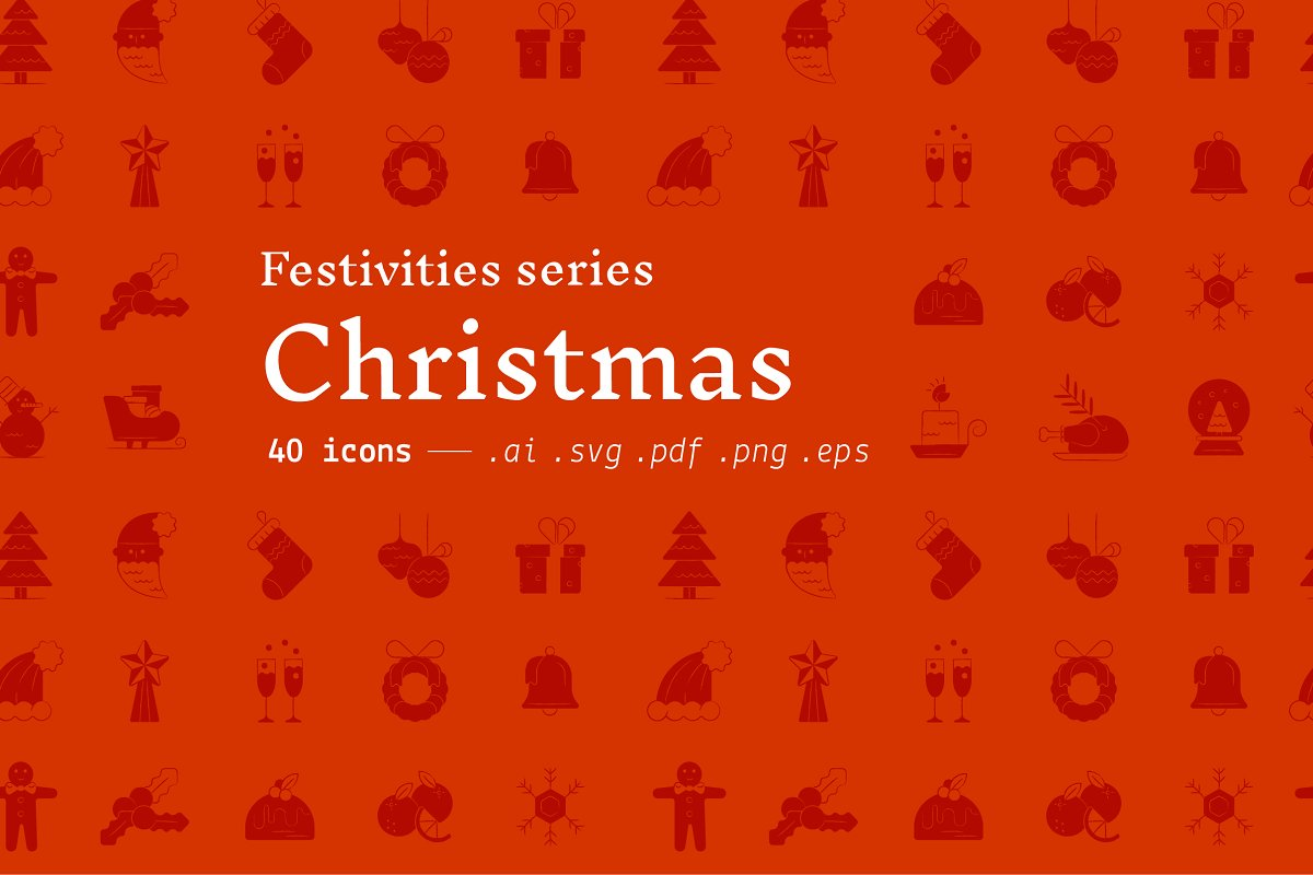 Christmas / Festivities series
