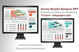 Survey Results Infographic Slides P1
