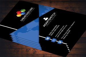 Clasik V Business Card