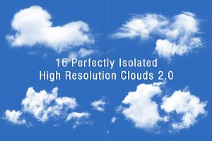 Clouds Isolated 2.0